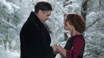 "Colin Farrell & Jessica Brown Findley: ""The Winter's Tale"""