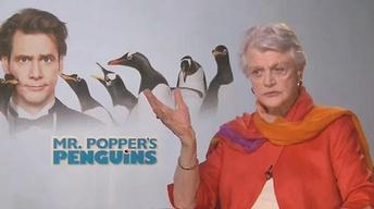 """Angela Lansbury for """"Mr. Popper's Penguins"""""""