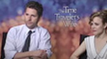 Eric Bana and Rachel McAdams -