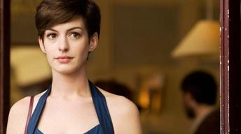 "Anne Hathaway for ""One Day"""