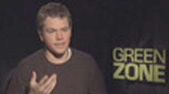 "Matt Damon and Greg Kinnear - ""Green Zone"""