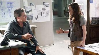 Ellen Page and Christopher Nolan - Inception
