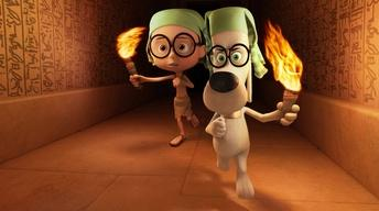 "Ty Burrell & Max Charles for ""Mr. Peabody and Sherman"""