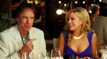"Kevin Nealon and Jessica Lowe for ""Blended"""
