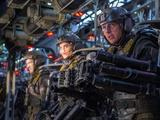 "Flicks | Tom Cruise and Emily Blunt for ""Edge of Tomorrow"""