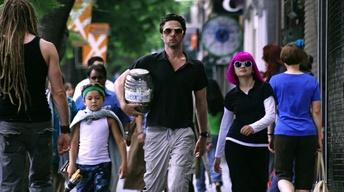 "Zach Braff for ""Wish I Was Here"""