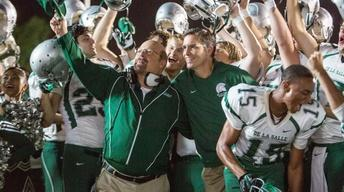 "Jim Caviezel & Michael Chiklis: ""When the Game Stands Tall"""