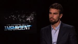 "Theo James for ""Insurgent"""
