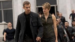 """Shailene Woodley for """"Insurgent"""""""