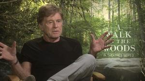 "Robert Redford for ""A Walk in the Woods"""