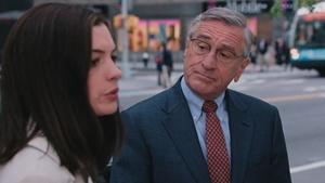 "Robert De Niro & Anne Hathaway for ""The Intern"""