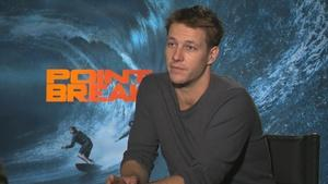 "Luke Bracey & Edgar Ramirez for ""Point Break"""