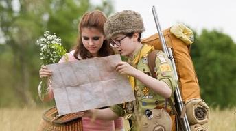 "Wes Anderson for ""Moonrise Kingdom"""