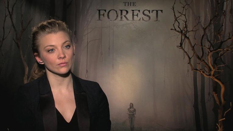 """Natalie Dormer for """"The Forest"""""""