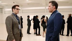 """Ben Affleck and Henry Cavill for """"Batman vs. Superman"""""""