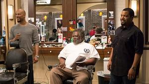 "Ice Cube for ""Barbershop"""