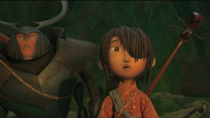 "The stars of ""Kubo and the Two Strings"""