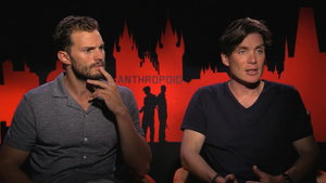 "Cillian Murphy and Jamie Dornan for ""Anthropoid"""