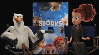 "Web Extra: ""Storks"""