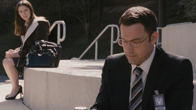 "Ben Affleck for ""The Accountant"""