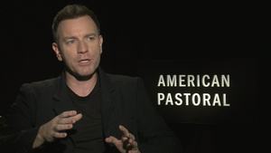 "Ewan McGregor for ""American Pastoral"""