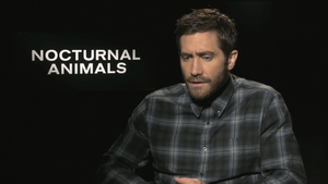 """Tom Ford & Jake Gyllenhaal for """"Nocturnal Animals"""""""