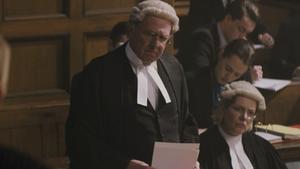 "Tom Wilkinson & Timothy Spall for ""Denial"""