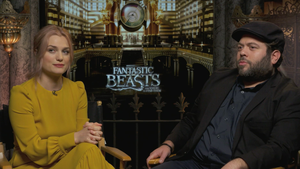 "More Stars of ""Fantastic Beasts & Where to Find Them"""