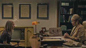 "Shirley MacLaine & Amanda Seyfried for ""The Last Word"""