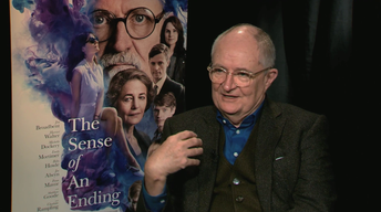 "Jim Broadbent for ""The Sense of an Ending"""