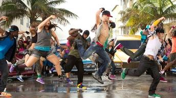 "Kathryn McCormick and Ryan Guzman for ""Step Up Revolution"" image"