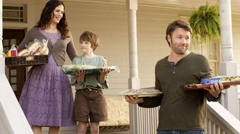 "Joel Edgerton for ""The Odd Life of Timothy Green"""