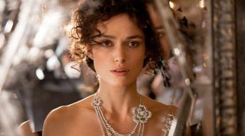 "Keira Knightley for ""Anna Karenina"""