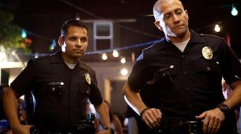 "Jake Gyllenhaal and Michael Pena for ""End of Watch"""
