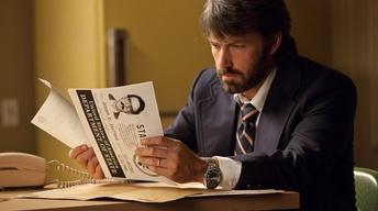 "Ben Affleck and Bryan Cranston for ""Argo"""