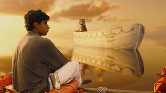 "Ang Lee and Suraj Sharma for ""Life of Pi"""