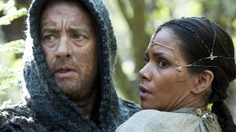 "Tom Hanks and Halle Berry for ""Cloud Atlas"""