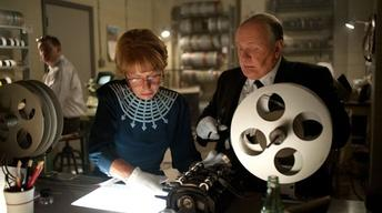 "Anthony Hopkins and Helen Mirren for ""Hitchcock"""