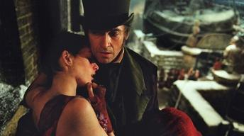 "Hugh Jackman and Anne Hathaway for ""Les Miserables"""