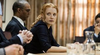 "Jessica Chastain for ""Zero Dark Thirty"""
