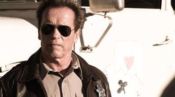 "Arnold Schwarzenegger for ""The Last Stand"""