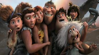 "Nicolas Cage for ""The Croods"""