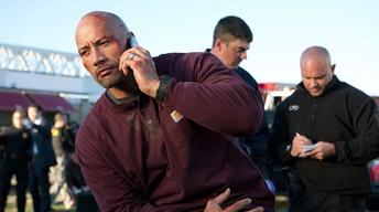 Interview with Dwayne Johnson