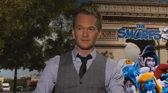 "Neil Patrick Harris for ""Smurfs 2"""
