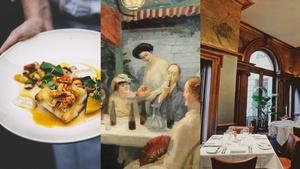 South Restaurant, Philadelphia Art Alliance, & John Sloan