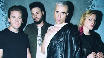 On Tour: Neon Trees