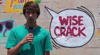 Young Journalists 2014: Graffiti Graveyard