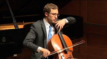 Graduation Recital by Cellist Nathan Vickery