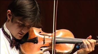 Graduation Recital by Violinist Nigel Armstrong