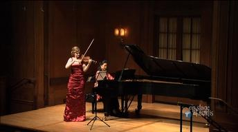 Graduation Recital by Violinist Justine Lamb-Budge